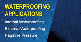 Waterproofing Applications